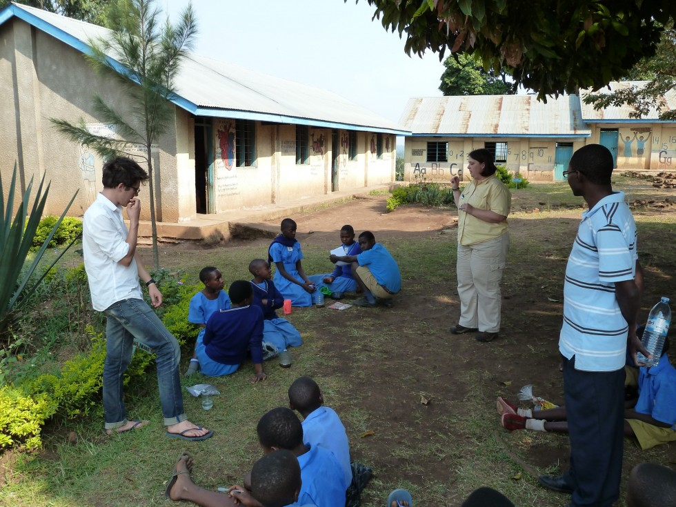 SOM education in Uganda